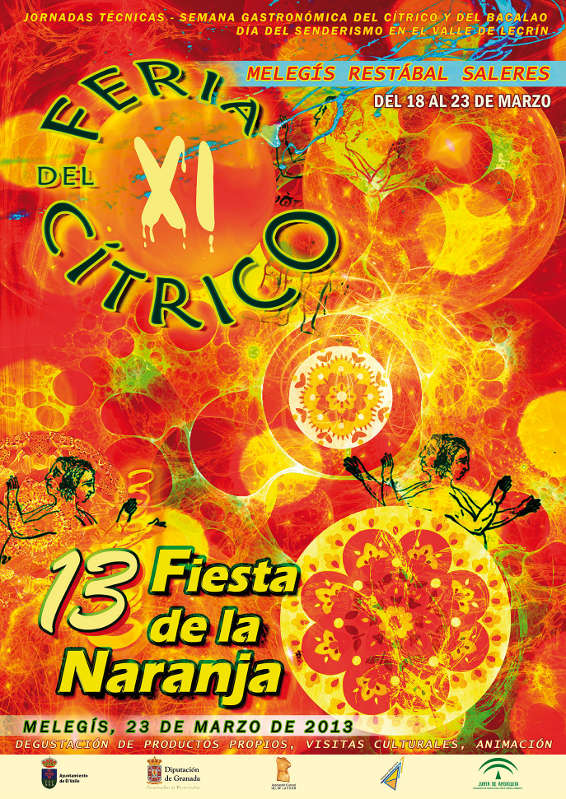 CARTEL CITRICO 2013 con logos