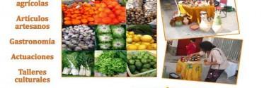 Mercado Abierto de Expositores y Artesanos Valle de Lecrín – agosto 2014