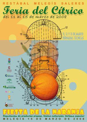 cartel feria 2008