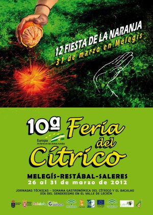 cartel feria 2012