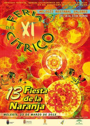 cartel feria 2013