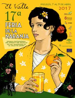 cartel-feria naranja2017