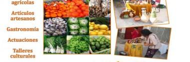 Mercado Abierto de Expositores y Artesanos Valle de Lecrín – septiembre 2014