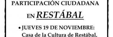 Encuentro Vecinal en Restábal