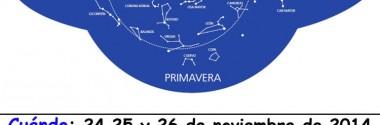 Planetario móvil en El Valle