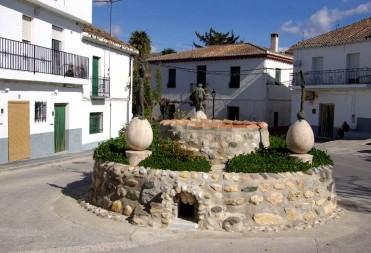 Monumento a la rotonda del Calvario