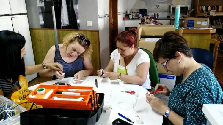 taller reparaciones mujeres